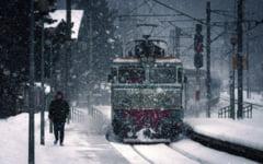 Trenurile Constanta-Fetesti si Bucuresti Obor-Fetesti, anulate din cauza vremii nefavorabile
