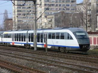 Trenurile vor avea intarzieri si de 40 de minute, din cauza caniculei