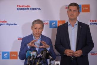 Tribunalul Bucuresti a inregistrat oficial Alianta USR PLUS