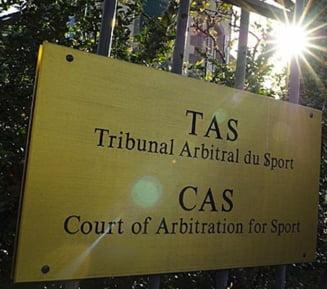 Tribunalul de la Lausanne, reactie oficiala in cazul barajului pentru Liga 1