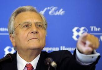 Trichet: Bancile din Europa si SUA trebuie sa se pregateasca pentru vremuri grele