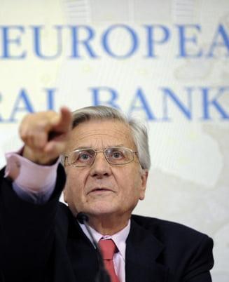Trichet: Euro nu este amenintat, insa europenii trebuie sa fie vigilenti