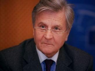 Trichet: Nivelul de risc este rosu, criza din Grecia poate fi contagioasa