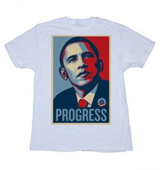Tricouri pentru caini si jocuri cu Barack Obama, de vanzare in Denver