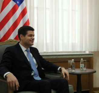 Trimisul Departamentului de Stat al SUA la Bucuresti: Ati facut progrese in lupta anticoruptie. Nu vreau sa faceti un pas inapoi!