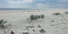 Trist! Cele mai poluate plaje cu deseuri, caracteristice pentru litoralul romanesc