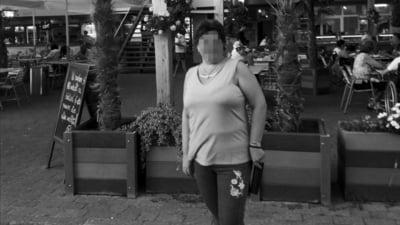 Trista poveste a femeii care a fost omorâtă sâmbătă, la Sinaia. Filmul cursei nebunești făcute de suspect cu polițiștii după el VIDEO