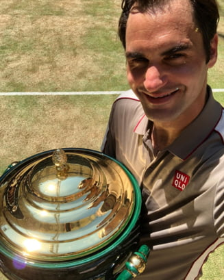 Tristete in tenis. Federer, la un pas de retragere