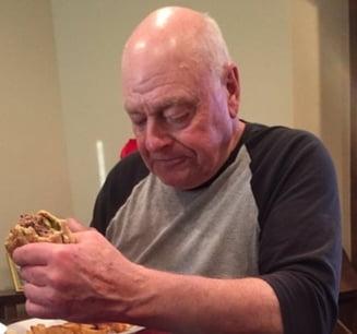 Tristetea bunicului care a impresionat o lume intreaga: Imbratisati-va familia!
