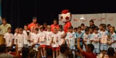 "Trofeele grupelor ""cu sot"" ale Cupei E.ON Kinder, la Craiova, 2 la Cluj si Bacau"