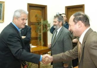 Trofeul A. Nastase pentru Traian Basescu (Opinii)