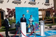 Trofeul Euro 2020 este la Bucuresti. Din ce metal pretios este facut
