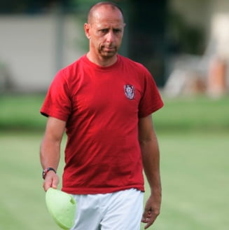 Trombetta: CFR e favorita in lupta pentru titlu, Steaua nu va tine ritmul