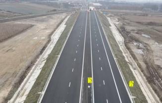 Tronsonul Rasnov-Cristian din autostrada Bucuresti-Brasov se deschide circulatiei. Ce lungime are sectorul care va fi inaugurat
