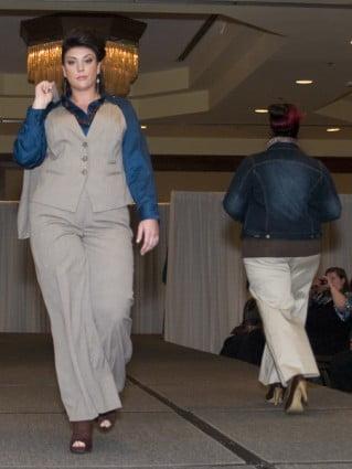 Trucuri pentru stilul vestimentar al femeilor plinute