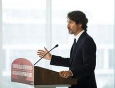 Trudeau: Canada a intrat in al doilea val epidemic. Nu este momentul pentru austeritate
