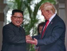 Trump, despre acordul cu Coreea de Nord: In SUA, unii ar prefera sa esueze decat sa recunoasca victoria mea