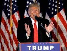 Trump, despre protestele la adresa lui: Cineva ar trebui sa ancheteze cine le-a platit