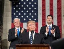 """Trump, discurs despre Starea natiunii. A criticat anchetele care-l vizeaza si si-a laudat deciziile """"realiste"""""""