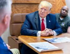 """Trump, discutii """"de foc"""" cu oficiali de top, dupa ce ar fi cerut implicarea a 10.000 de militari pentru a controla protestele din Washington"""