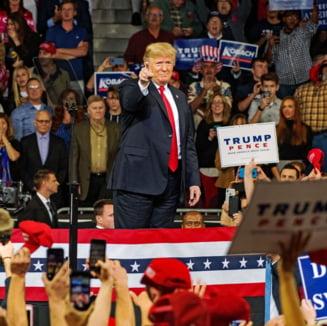 Trump, intr-o noua realitate politica dupa alegerile din SUA: Democratii castiga Camera Reprezentantilor, republicanii pastreaza Senatul