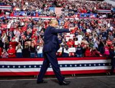 Trump, un nou maraton de mitinguri inainte de alegerile prezidentiale. Echipa sa medicala refuza sa spuna cand a fost intregistrat ultimul sau test negativ pentru COVID-19