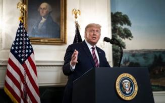 Trump a anuntat ca va numi foarte repede un nou judecator la Curtea Suprema a SUA, dupa moartea celebrei Ruth Bader Ginsburg