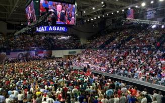 Trump a crescut de cinci ori suma pe care si-o plateste drept chirie pentru sediul de campanie - ce donatii primeste