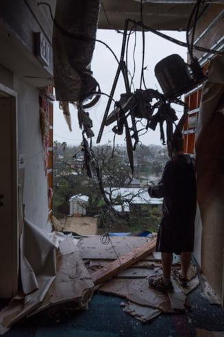Trump a declarat stare de urgenta in Louisiana din cauza uraganului Harvey