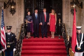 Trump a stabilit un plan de 100 de zile cu presedintele Chinei