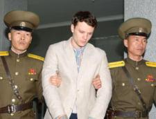 Trump acuza Coreea de Nord ca l-a supus la torturi ingrozitoare pe studentul american care a murit