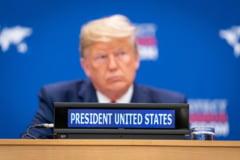 Trump acuza kurzii ca ar fi eliberat intentionat jihadisti ai Statului Islamic pentru a atrage SUA in razboi