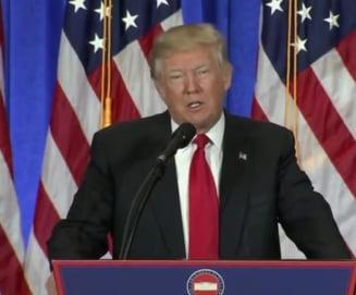 Trump admite ca rusii i-au spart mailul lui Clinton: Dar iata ce lucruri interesante am aflat!