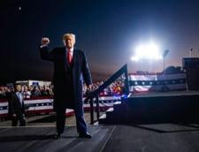 Trump afirma ca dezvaluirile despre impozitele sale sunt ''''informatii false''''