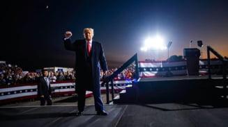 Trump afirma ca dezvaluirile despre impozitele sale sunt ''informatii false''