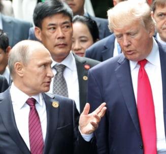 Trump anunta atacul in Siria si le spune rusilor sa se fereasca de rachete