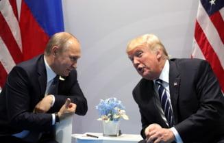 Trump ar vrea sa mearga la parada militara programata la Moscova in mai 2020