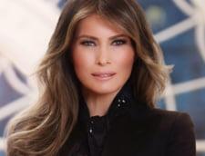 Trump are noroc cu sotia. Melania sta cel mai bine din familie in sondaje