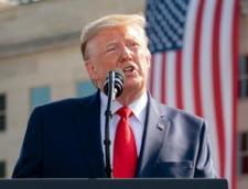 "Trump considera procedura demiterii o ""lovitura de stat in razboiul contra democratiei"""