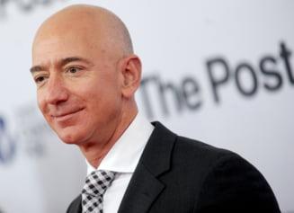 Trump continua sa atace Amazon pe Twitter, iar actiunile companiei se duc in jos