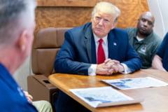 Trump da vina pe becurile economice ca-l fac sa para portocaliu