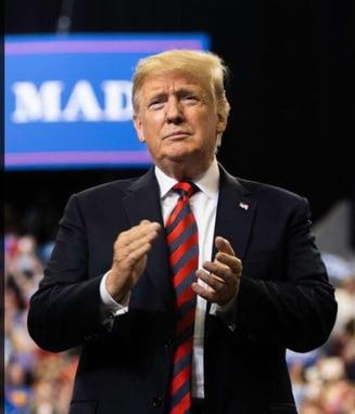 Trump da vina pe mess media pentru violentele din SUA