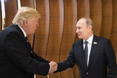 """Trump dezvaluie ce a discutat cu Putin in timpul intalnirii """"secrete"""""""