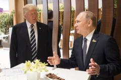 Trump e contrazis de Moscova in legatura cu ce a discutat cu Putin in Vietnam