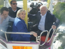 Trump e mic copil: Marine Le Pen anunta masuri radicale impotriva imigrantilor