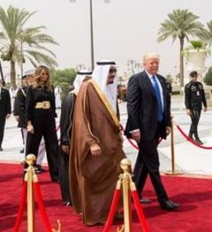 Trump i-a spus regelui Arabiei Saudite ca n-ar rezista la putere doua saptamani fara SUA: Trebuie sa platesti!