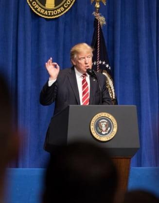 Trump ii raspunde lui Robert de Niro: Un individ cu un IQ scazut