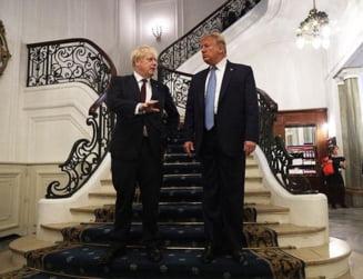 Trump il elogiaza pe Boris Johnson: Este exact ce-i trebuie Regatului Unit!