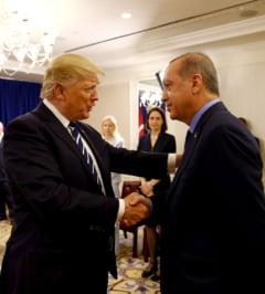 Trump il lauda pe Erdogan: A devenit prietenul meu si merita note bune pentru modul in care guverneaza