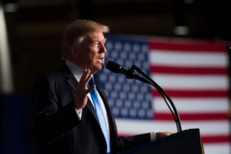 Trump isi anuleaza vizita in America Latina, ca sa se ocupe de Siria